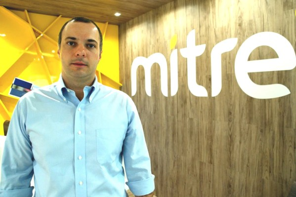 Fabrício Mitre, presidente da construtora Mitre