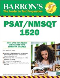 Barrons PSAT NMSQT Getting to 1520