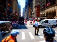 Colourful costumes, 7th Avenue