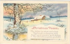Old Xmas cards
