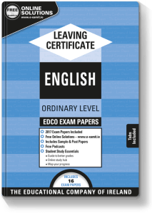 Leaving Certificate English Ordinary Level 2017