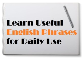 Learn Useful English Phrases for Daily Use