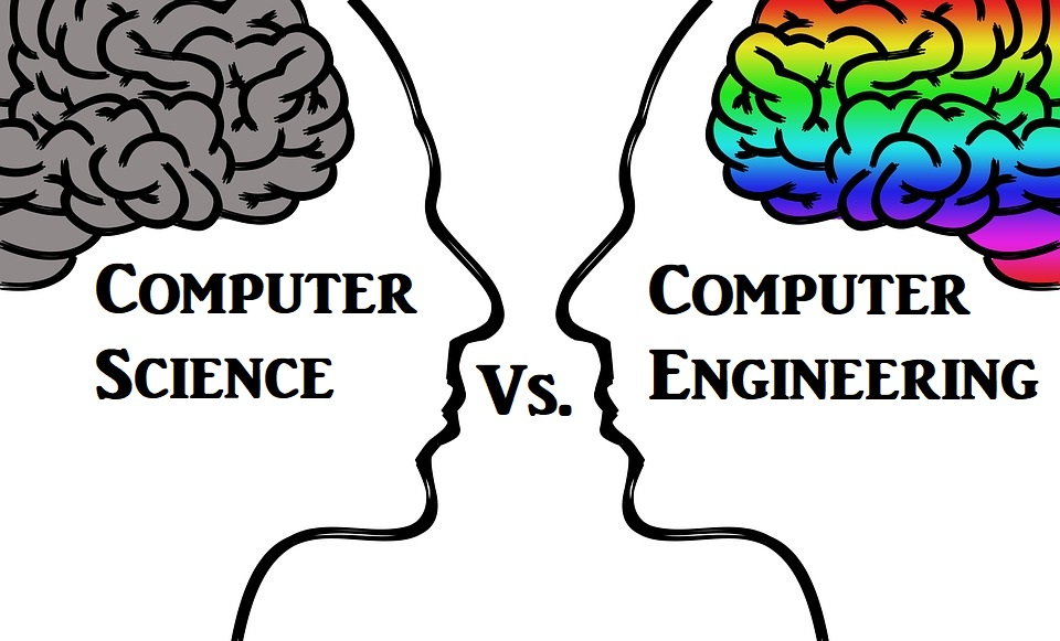difference between computer science and computer engineering
