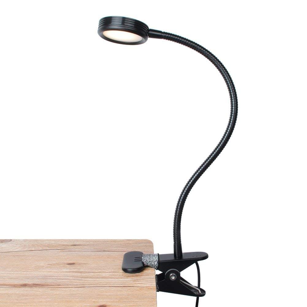 LEPOPOWER Clip on Light/Reading Light