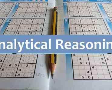 Analytical Reasoning