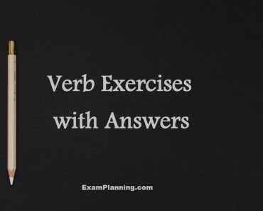Verb-exercises-with-answers