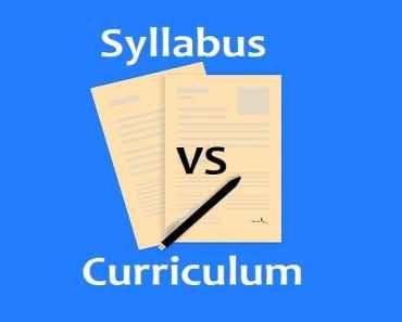 syllabus-vs-curriculum