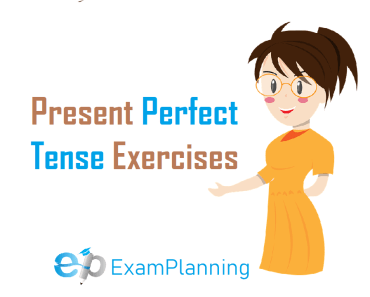 Present Perfect Tense Exercises