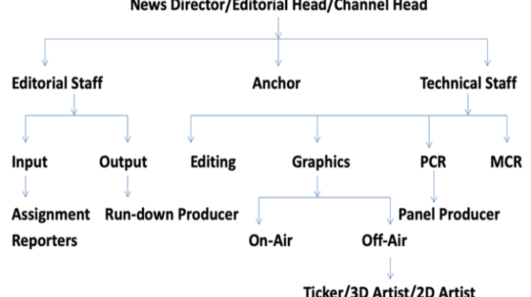 Newsroom Structure