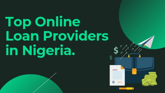 Online Lending Platforms