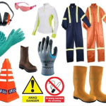 Safety gears and equipment