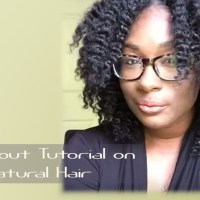 Twist out Tutorial on Natural Hair