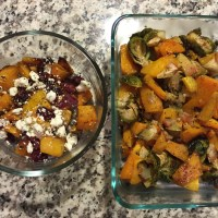 Butternut Squash Two Ways!