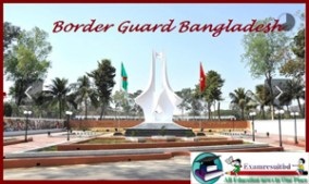 Border Guard Bangladesh 89th Batch job Circular