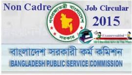bpsc-non-cadre-job