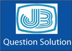 Janata Bank Question Solution 2017