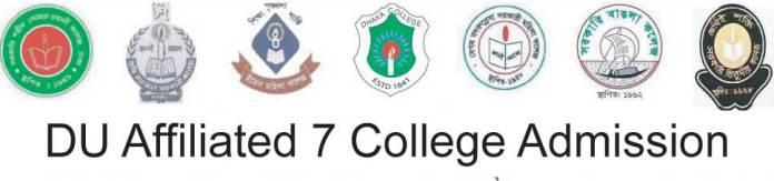 DU 7 College Admission 2018-19