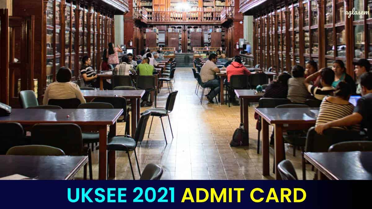 UKSEE Admit Card 2021