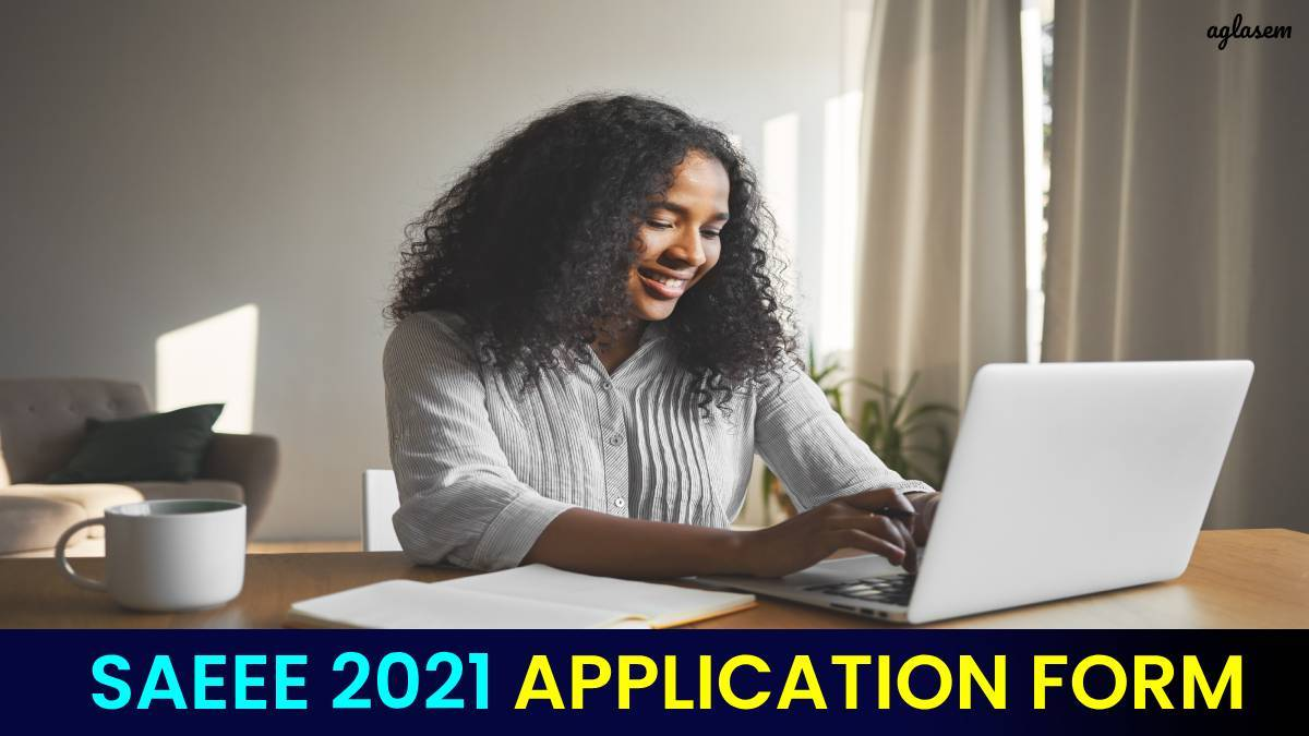 SAEEE 2021 Application Form