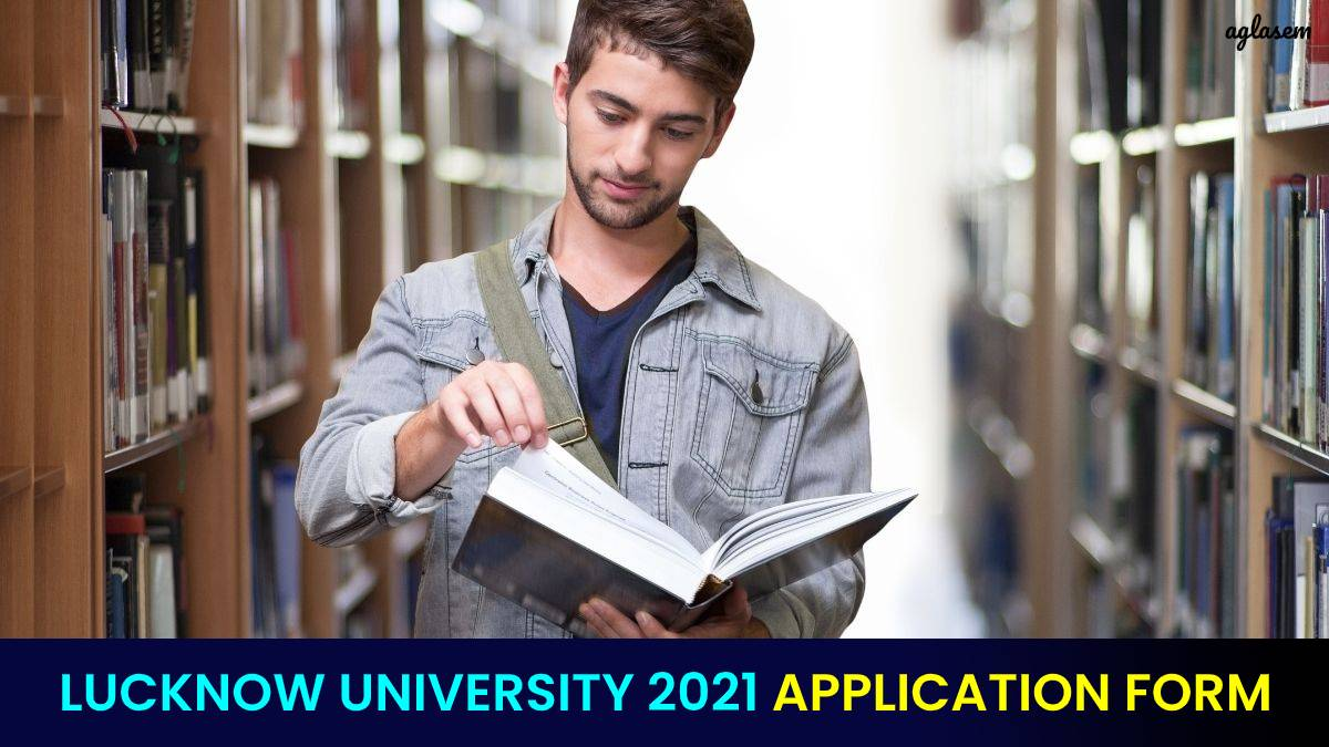 LUCKNOW UNIVERSITY 2021 APPLICATION FORM