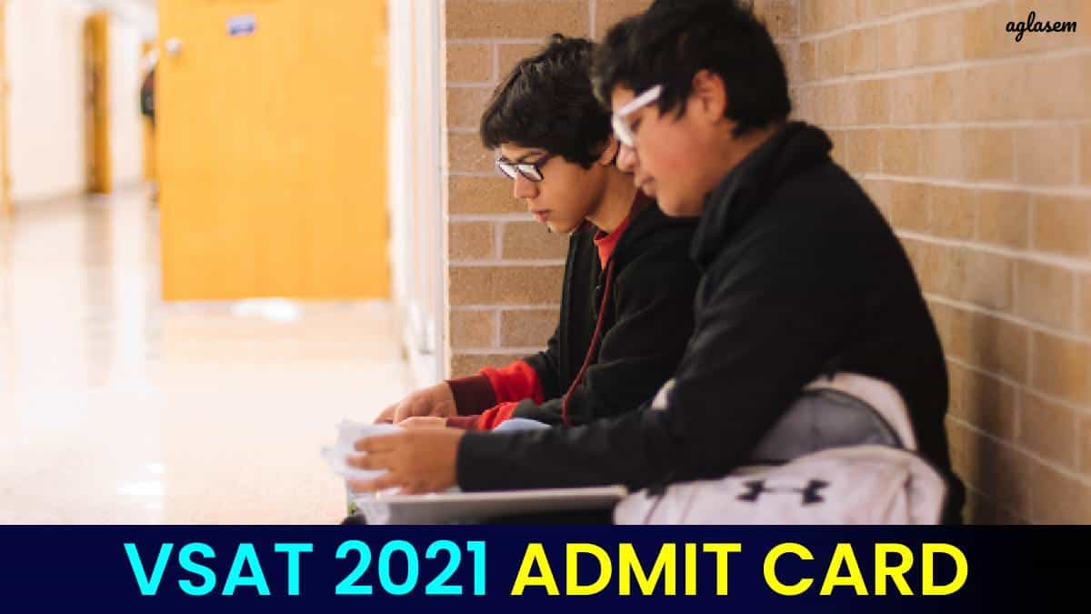 VSAT 2021 Admit Card