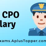SSC CPO Salary