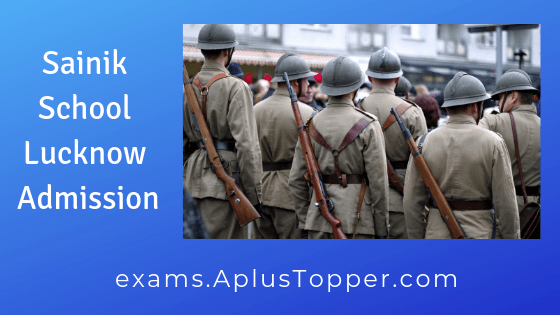 Sainik School Lucknow Admission
