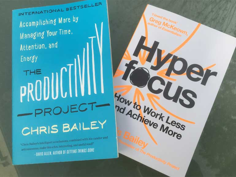 The Productivity Project and Hyperfocus