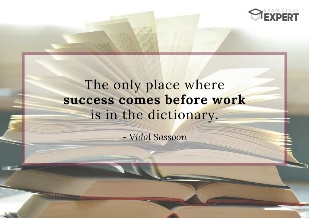 Motivational Quote by Vidal Sassoon