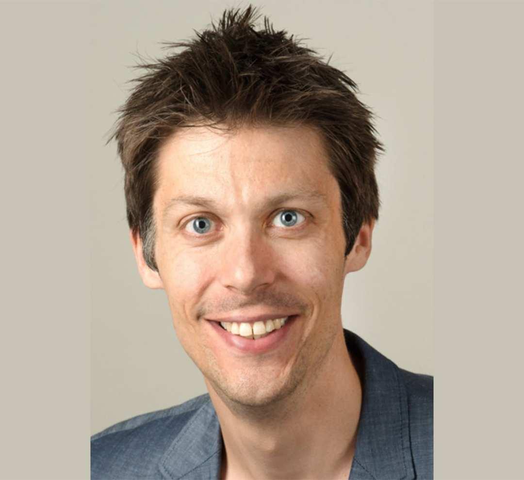 Stefan van der Stigchel headshot