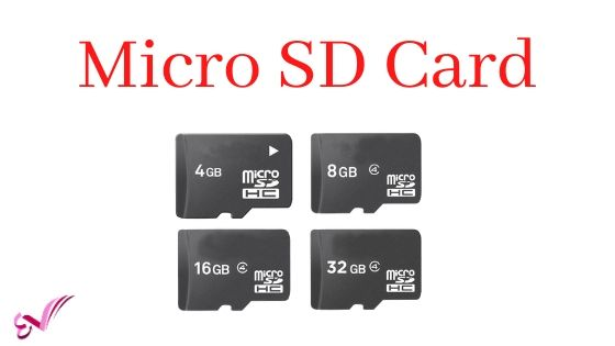 माइक्रो एसडी कार्ड (Micro SD Card)