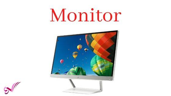 माॅनीटर (Monitor)