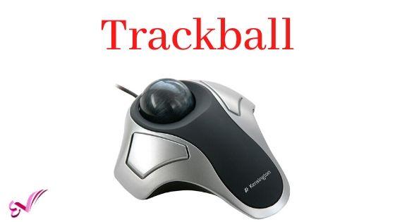 ट्रैकबॉल (Trackball)