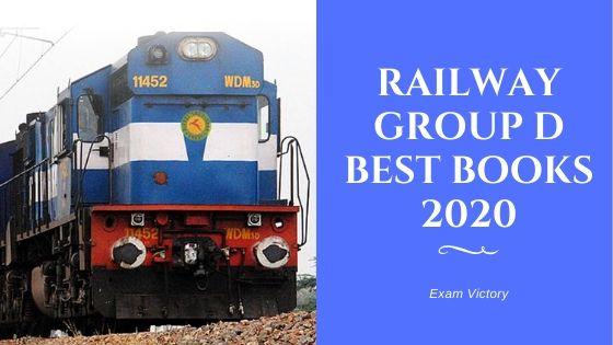 Railway Group D भर्ती के लिए Best Books 2020