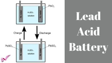 Photo of Lead Acid Battery