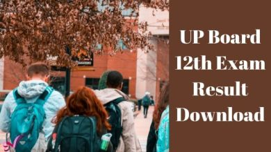Photo of UP Board 12th Exam Result Download