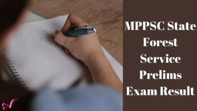 Photo of MPPSC State Forest Service Prelims Exam Result
