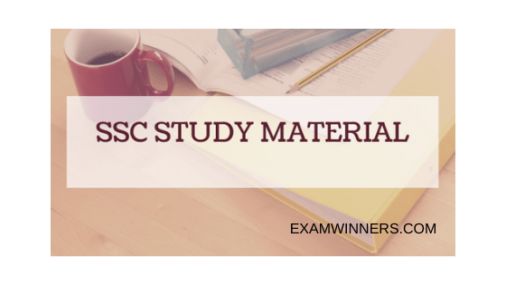 SSC NOTES PDF FREE DOWNLOAD