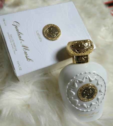lattafa opulent musk fragrantica