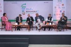 Left to Right- Tanvi Sudariyal, Pranab Sarkar, Mark Watson, Jose Dominic, Jyoti Kapoor and Shama Pawar
