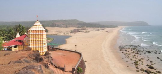 Kunkeshwar Beach Temple