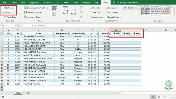 auto_generate_colomn_excel_table