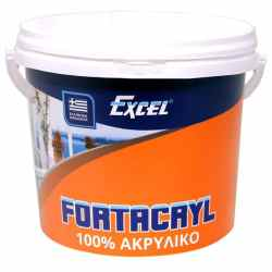 ΑΚΡΥΛΙΚΟ ΧΡΩΜΑ FORTACRYL