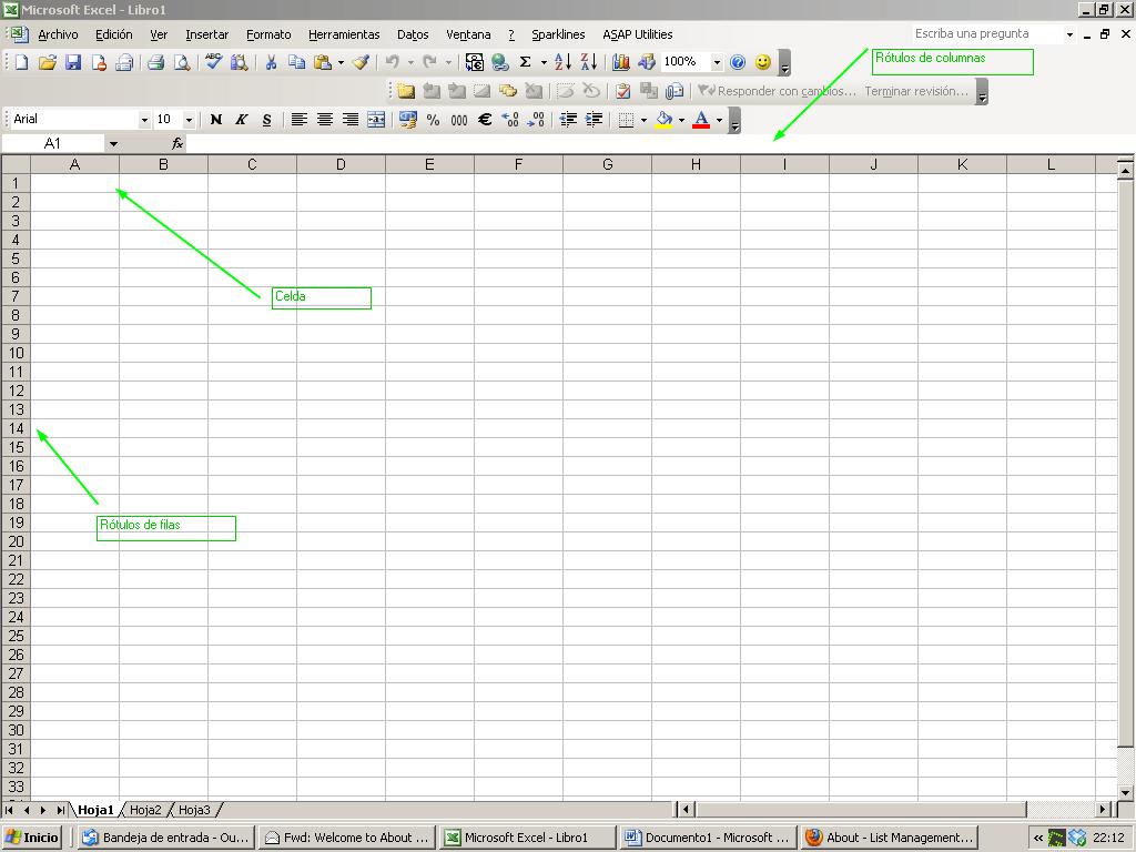 Que Es Excel Conoce Y Usa Las Hojas De Calculo Facil
