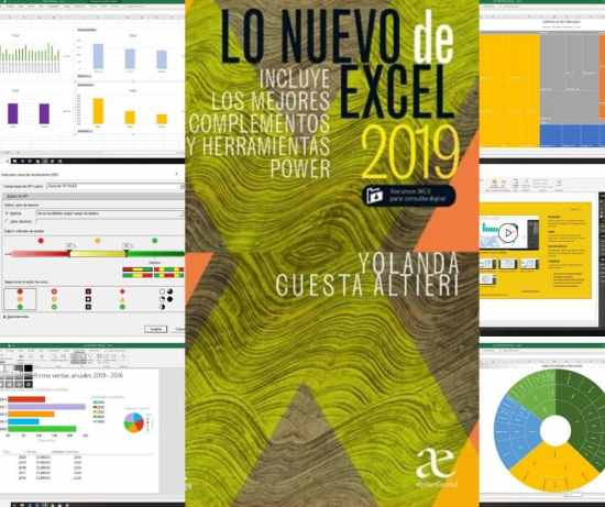 LIBRO EXCEL 2019 Y POWER BI