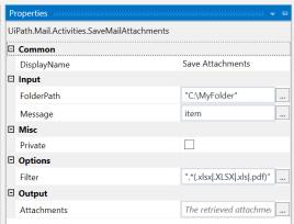 UiPath Download Specifi Attachments 2