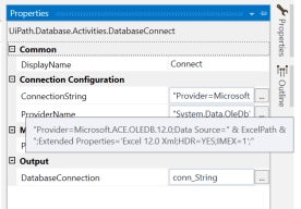 UiPath Excel as Database 3