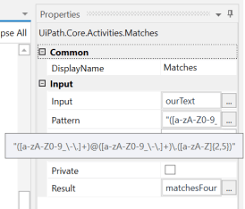 How To Use Regular Expressions In UiPath 6