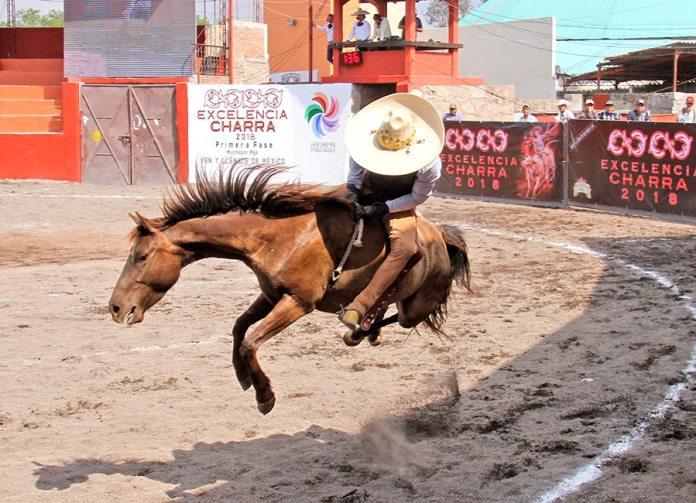 Hacienda de Guadalupe ganó la primera competencia de Excelencia Charra 2018