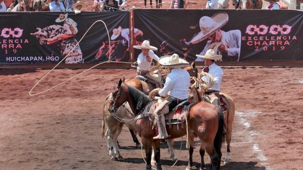 El campeón nacional, Cuenca del Papaloapan, debutó en el Excelencia Charra con 244 puntos